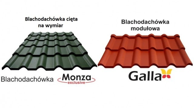 We dispel doubts: metal roofing sheet to size or modular metal roofing sheet?