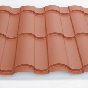 Metal roofing sheet 11