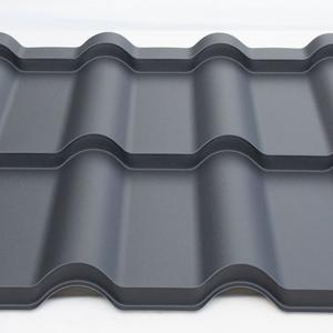 Metal roofing sheet 12