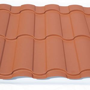 Metal roofing sheet 16