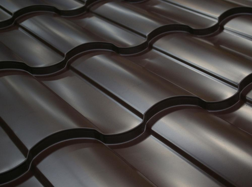 Metal roofing sheet 1