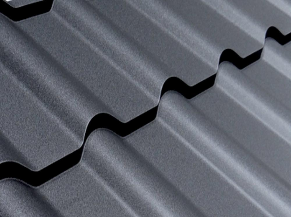 Metal roofing sheet 8
