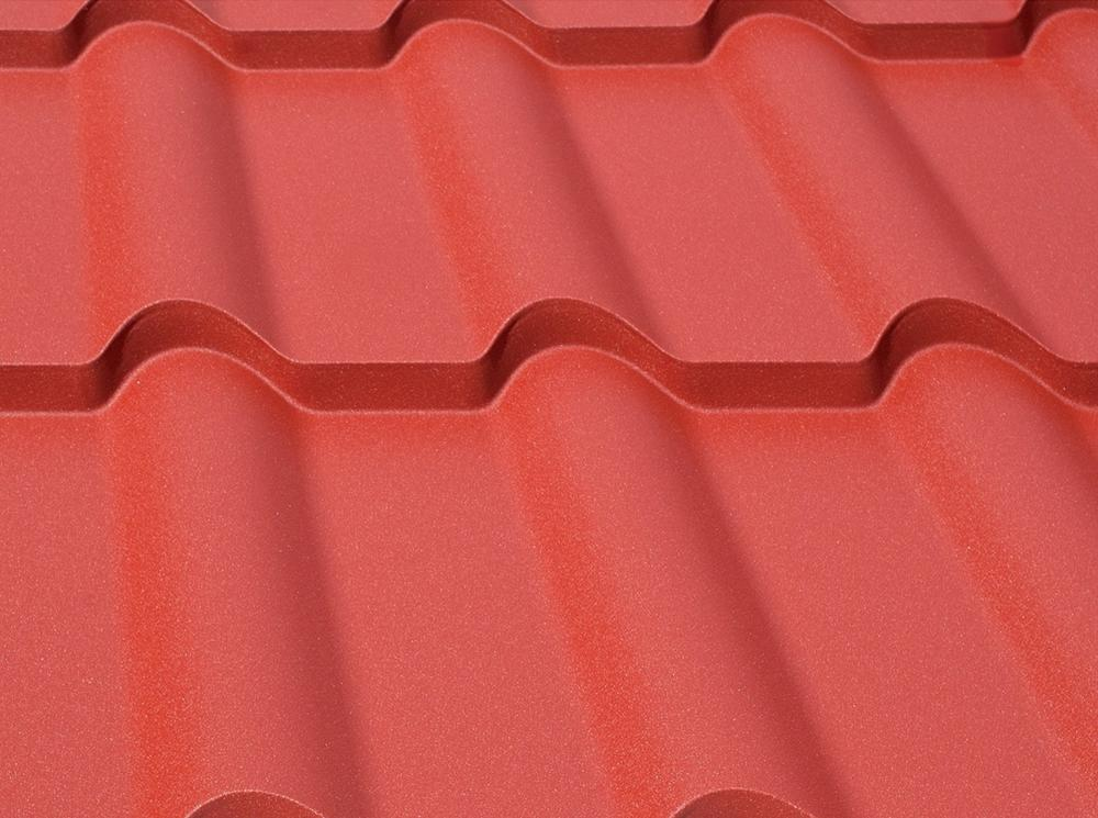 Metal roofing sheet 7