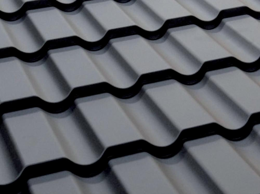 Metal roofing sheet 9